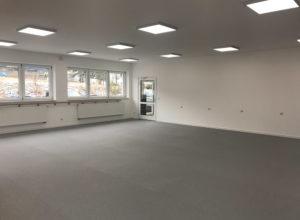 Gymnastikraum Hof